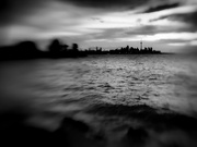 29th Aug 2020 - early morning Toronto - a la lensbaby