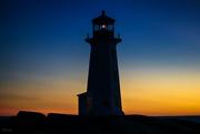 27th Aug 2020 - Peggy's Cove lighthouse