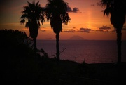 30th Aug 2020 -  Tropea after sunset
