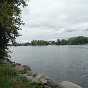 28th Aug 2020 - Trent River at Trenton