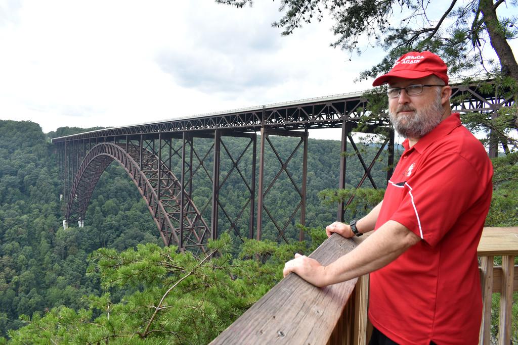 """I'd rappel off that bridge!"" by homeschoolmom"