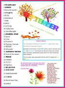 1st Sep 2020 - September Words
