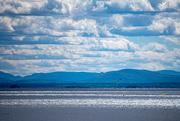 31st Aug 2020 - Adirondacks, looking west across Lake Champlain