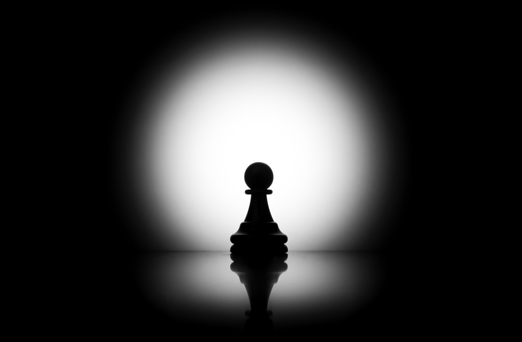 never underestimate the pawn... by northy