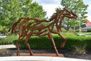 31st Aug 2020 - Horse Art