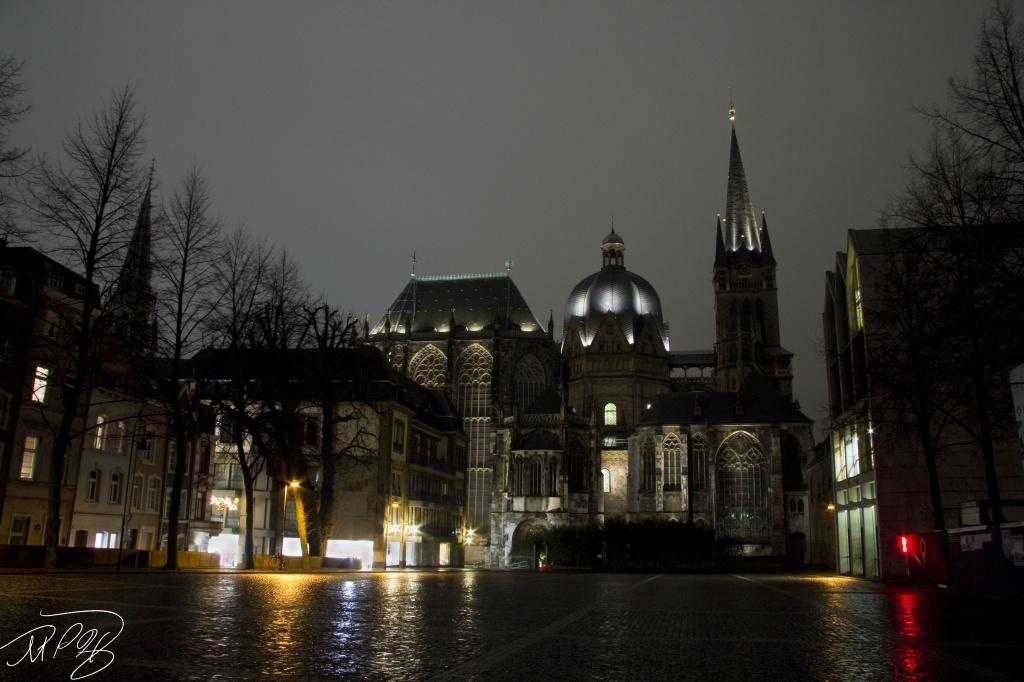 Aachener Dom by harvey