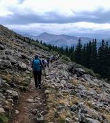 31st Aug 2020 - Hiking