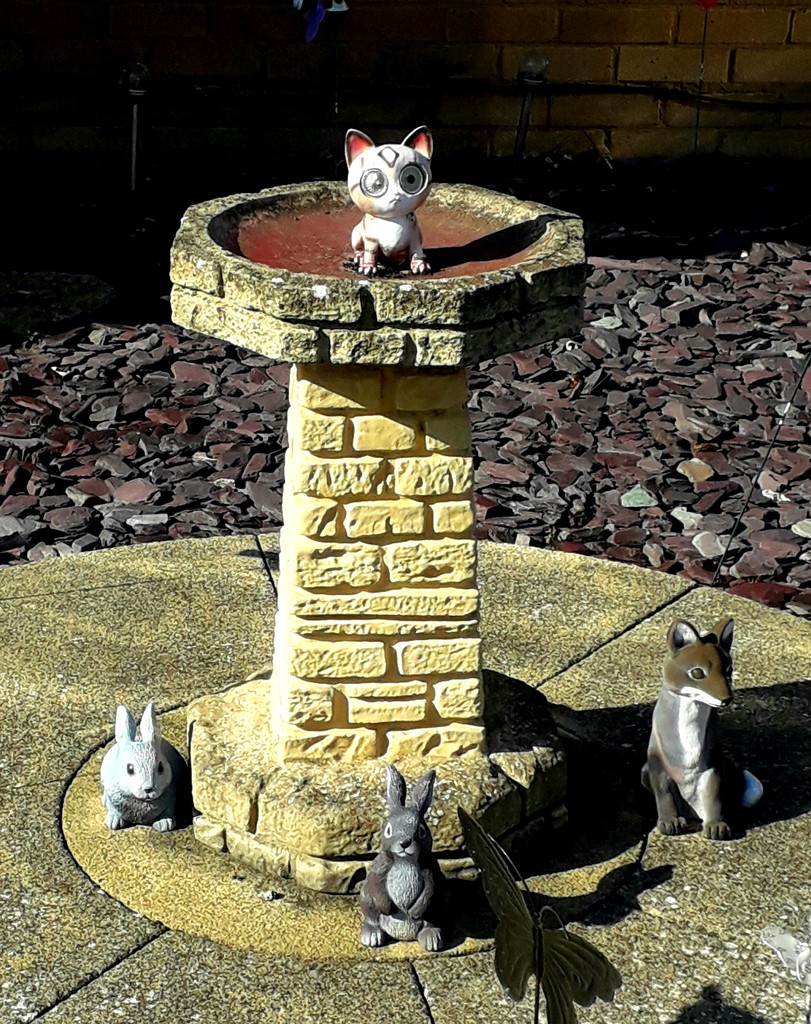 Garden ornaments by mave