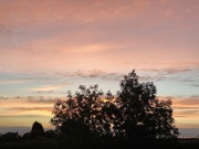 2nd Sep 2020 - Sunrise today