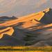 Sunset Across the Dunes by photograndma