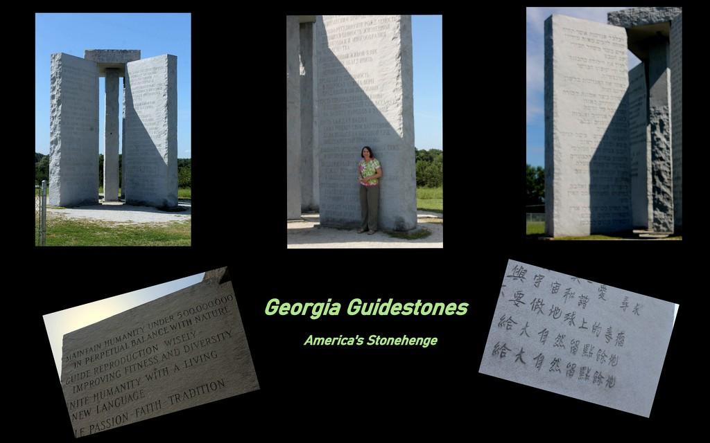 The mysterious Georgia Guidesstones by vernabeth