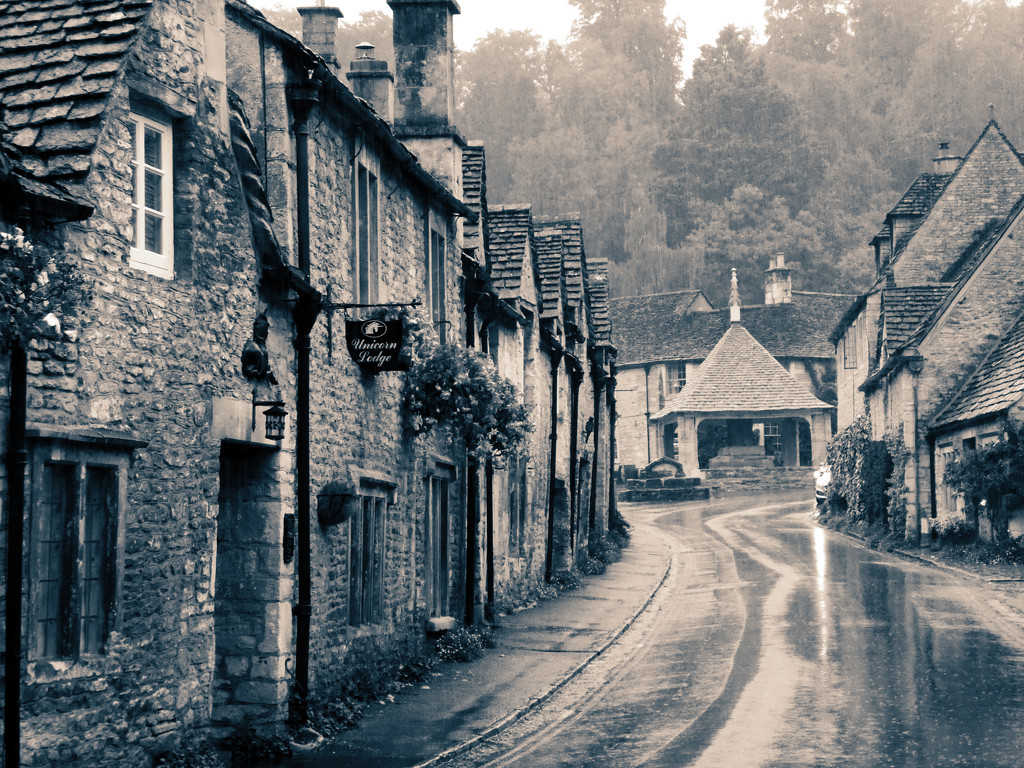 Castle Combe by cmp