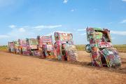 2nd Sep 2020 - Cadillac Ranch in Amarillo