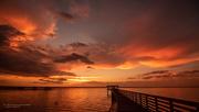 3rd Sep 2020 - Had a Beautiful Sunset Tonight!