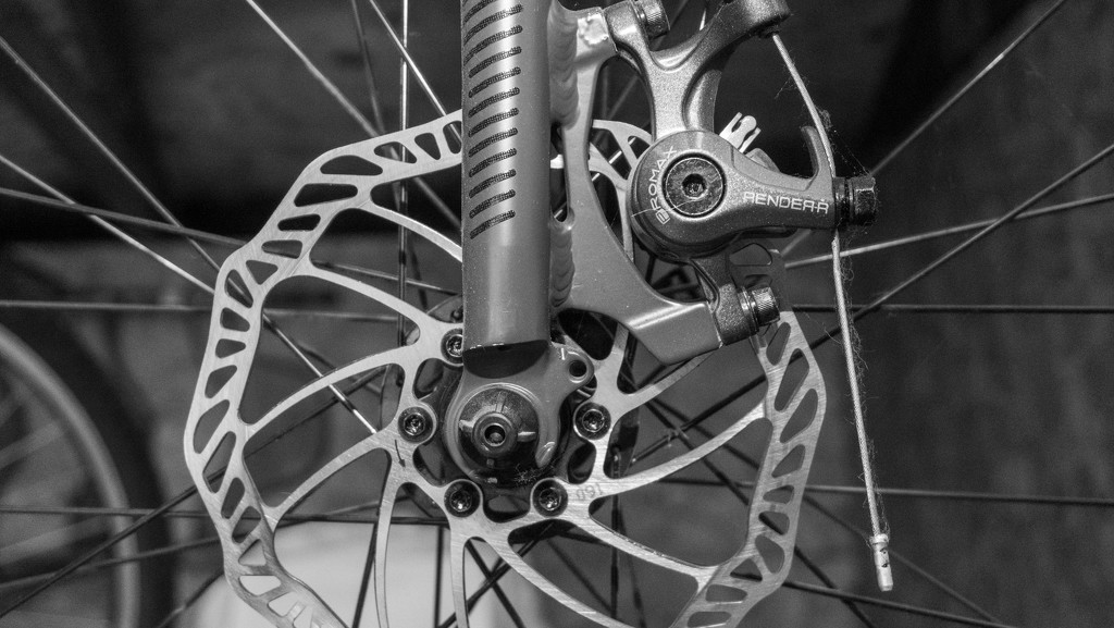 disc brake by bmaddock