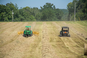 4th Sep 2020 - Second cutting of hay...