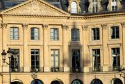 4th Sep 2020 - the Vendôme column's shadow
