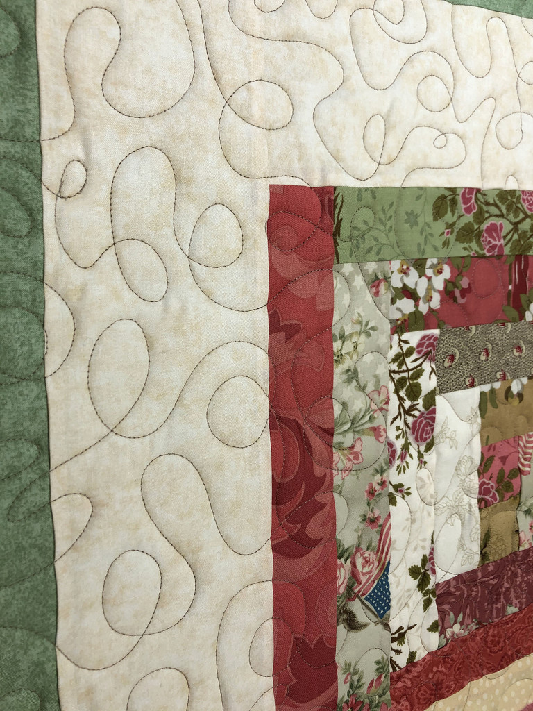 Quilt up close by homeschoolmom