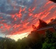 4th Sep 2020 - sun rise