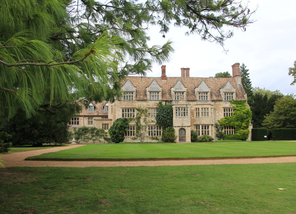 Anglesey Abbey by busylady