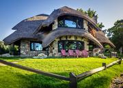 5th Sep 2020 - Mushroom House