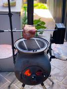 6th Sep 2020 - Rotisserie roast