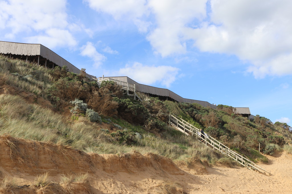 108 steps by gilbertwood