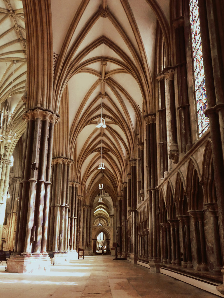 Lincoln Cathedral  by cmp