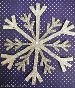 6th Sep 2020 - S Is For Snowflake!