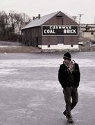 5th Sep 2020 - Sean on Ice
