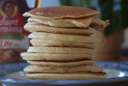 7th Sep 2020 - Stack of pancakes