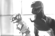 7th Sep 2020 - Rexy takes lessons