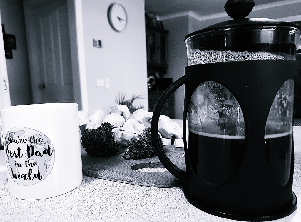 Coffee & Cooking by mickeymusic