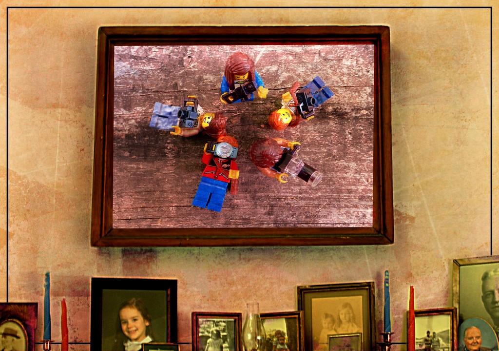 Frame It by olivetreeann