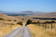 4th Sep 2020 - Montana Rural Road