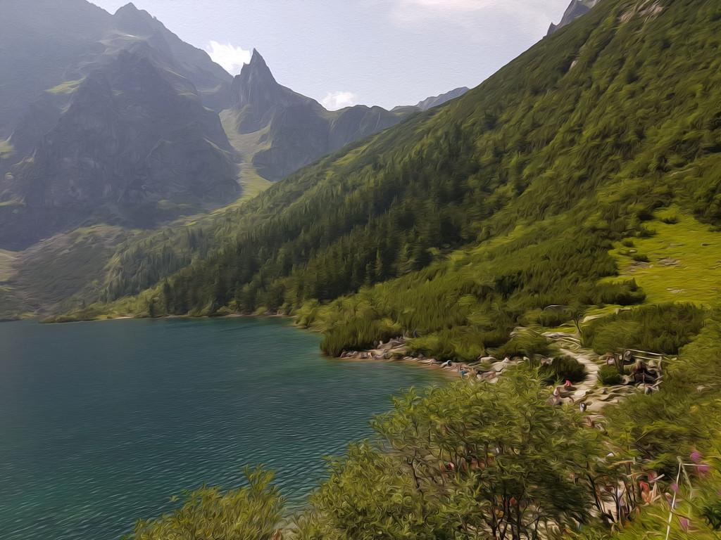 Morskie Oko, Tatra Mountains, Poland by kgolab