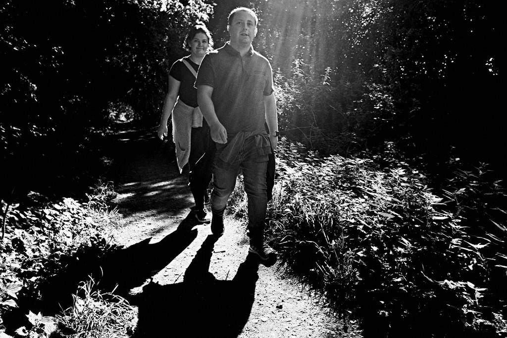 Walking on Sunlight by allsop