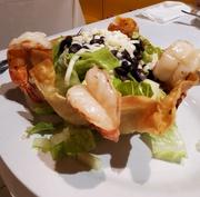 9th Sep 2020 - Shrimp taco salad