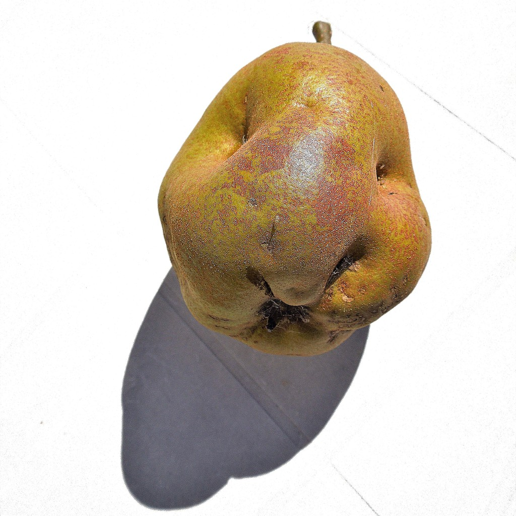 Happy new pear by etienne