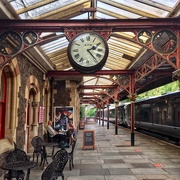 10th Sep 2020 - Great Malvern station