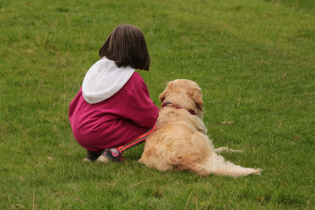 Florence and Ellie by shepherdman