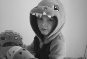11th Sep 2020 - dino boy