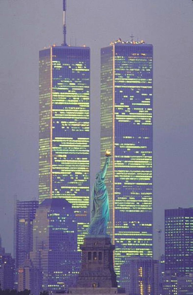 September 11, 2001  by louannwarren