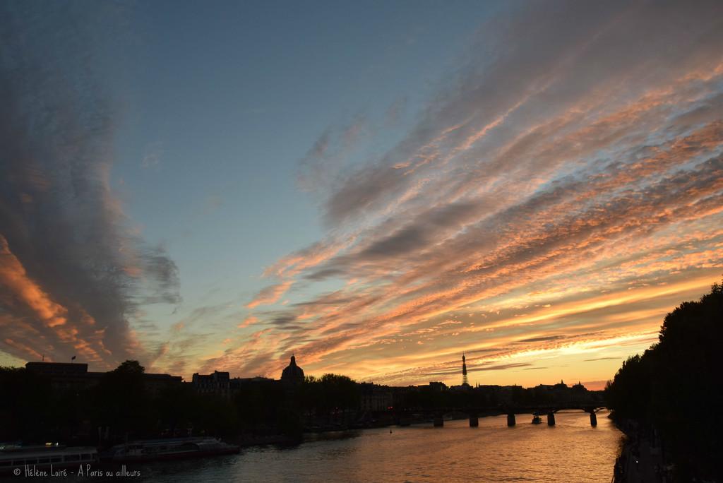 sunset! by parisouailleurs