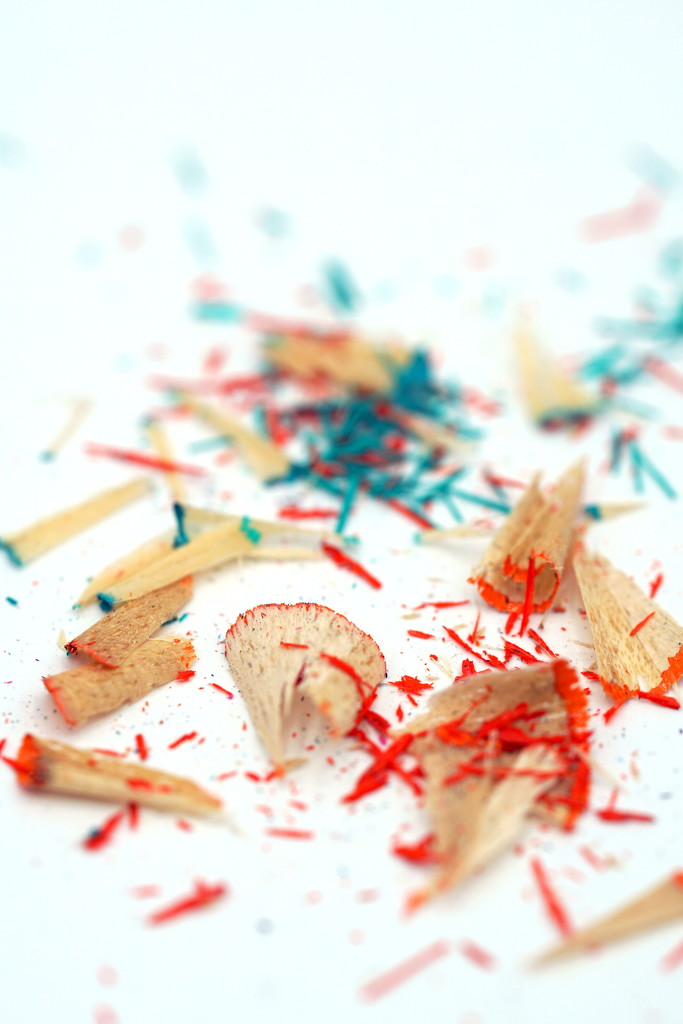 Colorful Shavings by sunnygirl
