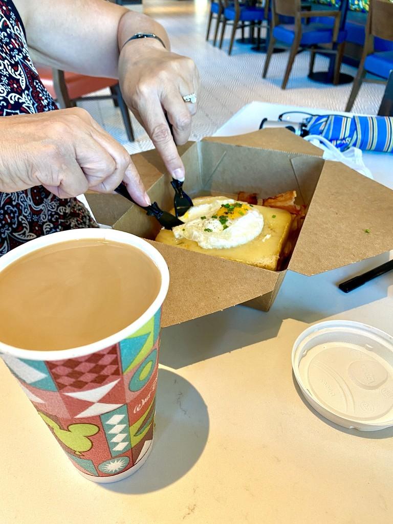 Breakfast in a Box by ggshearron