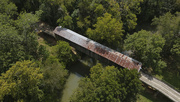 11th Sep 2020 - Euharlee Covered Bridge
