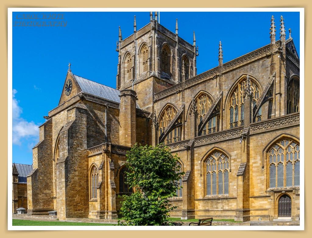 Sherborne Abbey by carolmw
