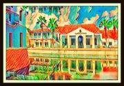 1st Sep 2020 - Festive waterfront