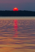 9th Sep 2020 - LHG-1497- fireball sunset